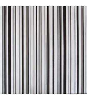 Rayas colecci n de papel pintado del grupo parati - Papel de pared de rayas ...