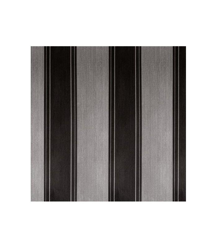 Papel pintado rayas grises elegant papel pintado rayas - Precio papel pintado ...