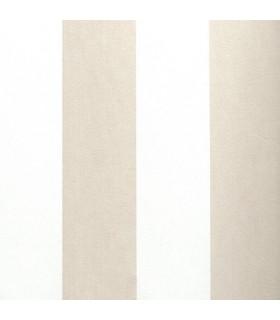 Papel pintado espacios del grupo parati con motivos de for Papel pintado blanco y plata