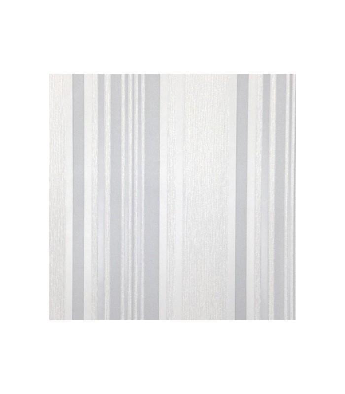 Papel pintado nydia ii del grupo parati con motivos de for Papel pintado en blanco y plata