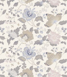 Papel pintado Indian Flower 22804