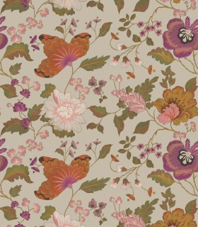 Papel pintado Indian Flower 22802