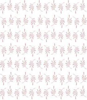 Papel pintado Pint ramas rosa 35031