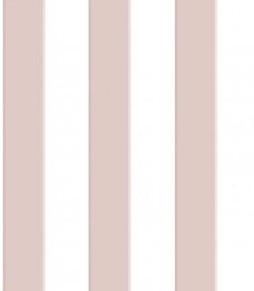 Papel pintado Pint raya rosa 35041