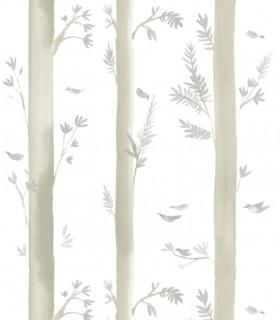 Papel pintado Pint árboles topo 35061