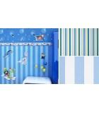 Fotos de cuartos para nia fotos presupuesto e imagenes for Papel pintado infantil barato